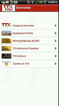 TTX Edge apk screenshot
