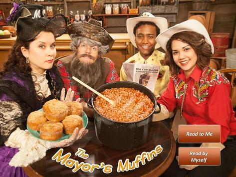 TVOKids The Mayor's Muffins poster