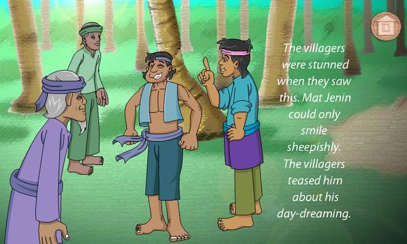 Folk Tales And Fables Lite apk screenshot