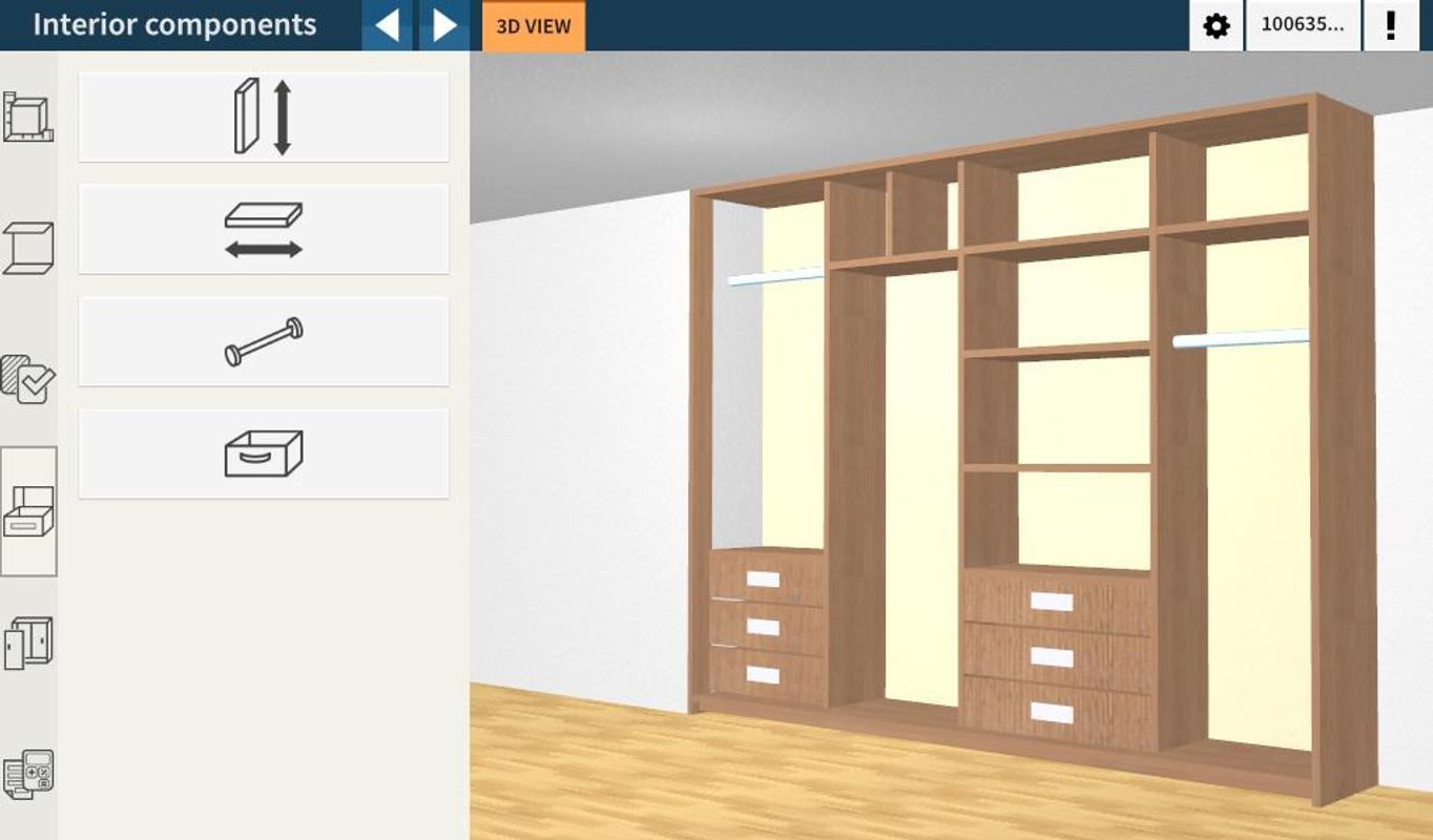 Utile Closet 3d Designer Apk Download Free Tools App For