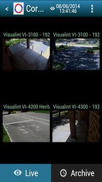 Visualint Pro Mobile apk screenshot