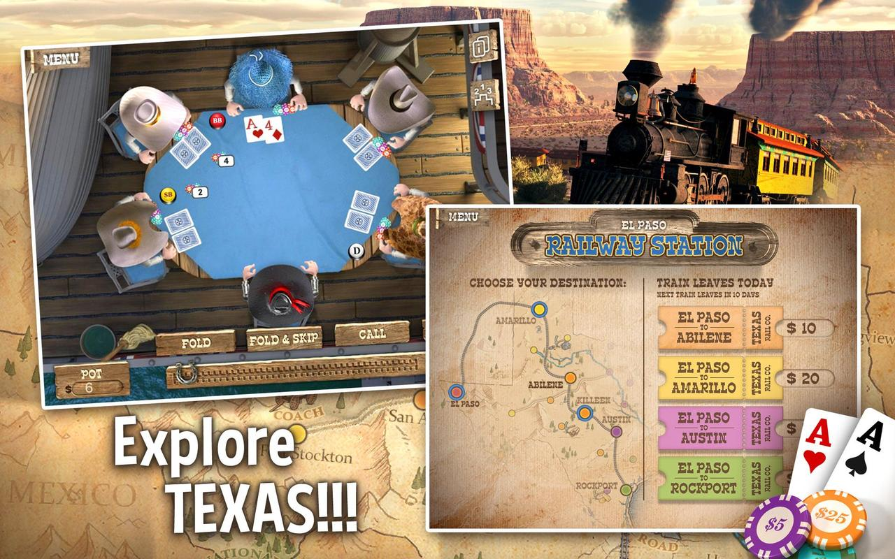 Download game texas holdem poker offline for android