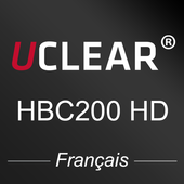 UCLEAR HBC200 HD French icon
