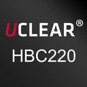 UCLEAR HBC220 instruction icon