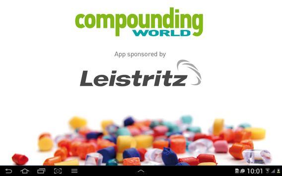 Compounding World Magazine apk screenshot