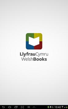Welsh Books poster