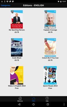 Welsh Books apk screenshot