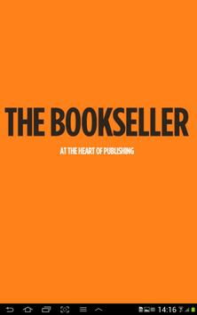 The Bookseller poster