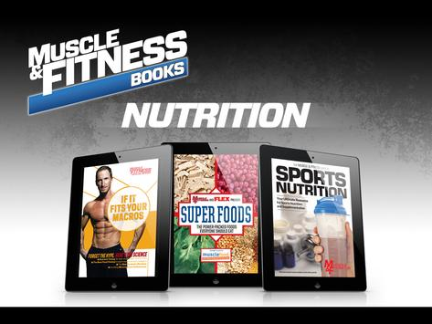MUSCLE AND FITNESS BOOKS apk screenshot