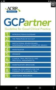 ACRP GCPartner (Tablet) apk screenshot