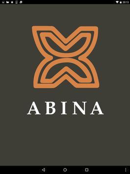 Abina poster