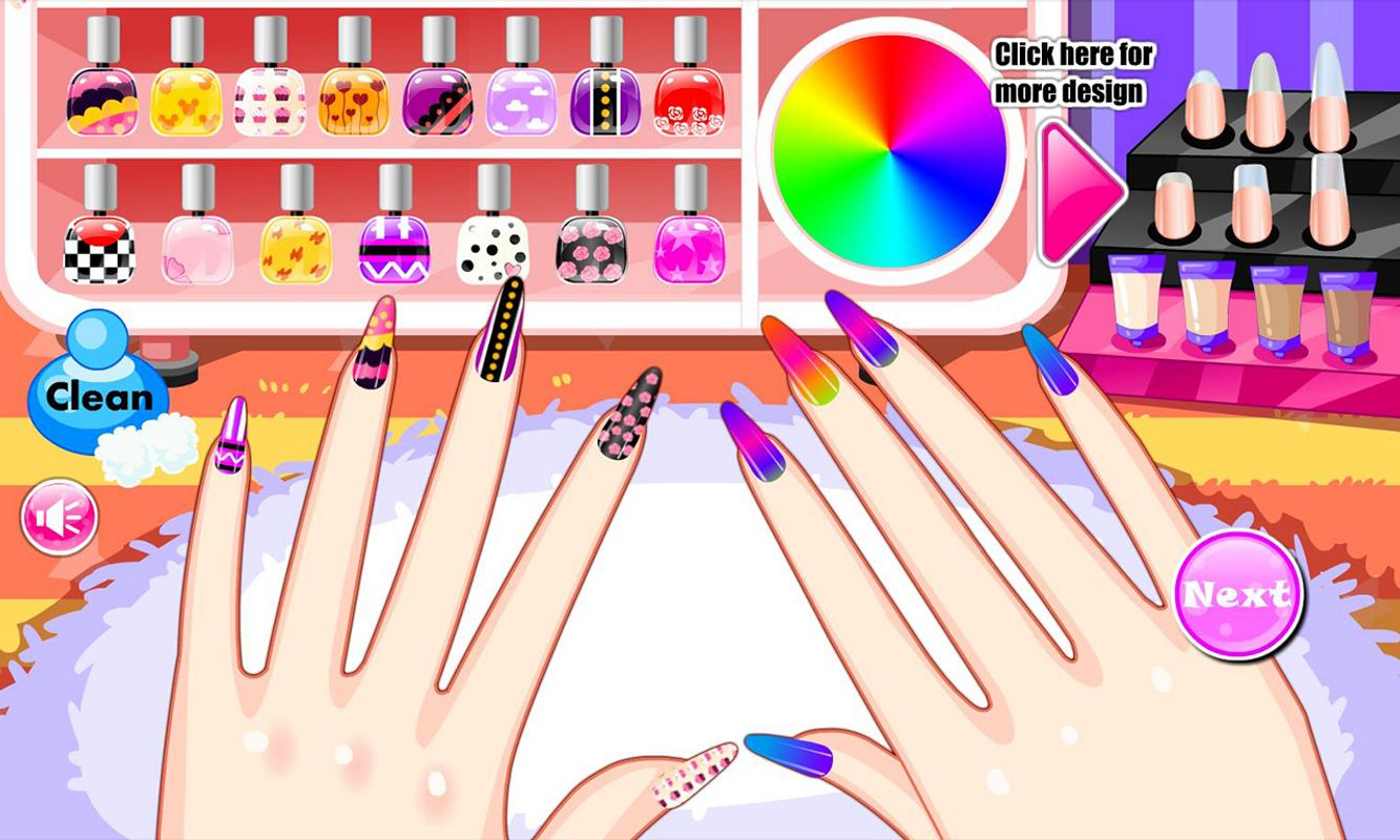 Beauty nail salon APK Download - Free Casual GAME for ...