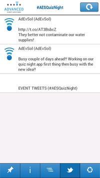 Advanced Event Solutions apk screenshot