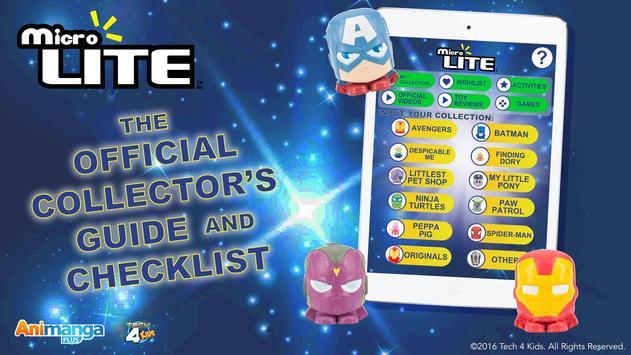 Micro Lite - Collector Guide poster