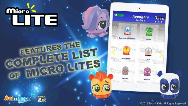Micro Lite - Collector Guide apk screenshot