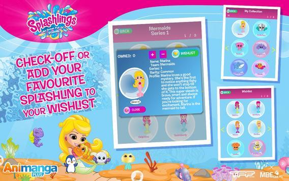 Splashlings - Collector Guide apk screenshot