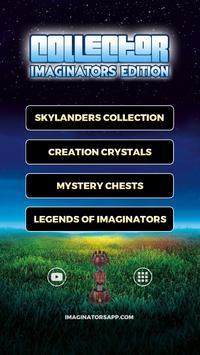 Collector - Imaginators Edn. poster