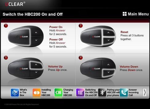 HBC200 HD Guide apk screenshot