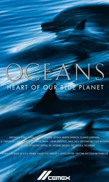 Oceans by CEMEX poster