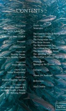 Oceans by CEMEX apk screenshot