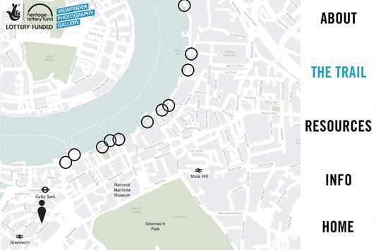 Thames Trail poster