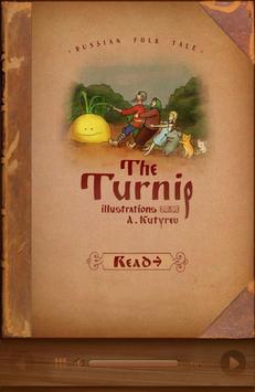 Turnip. FREE poster