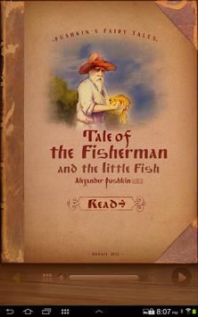 Fisherman and the Fish FREE poster