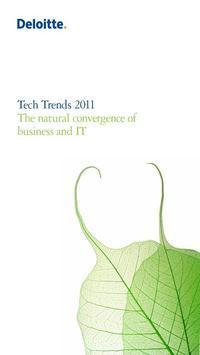 Deloitte On Technology poster