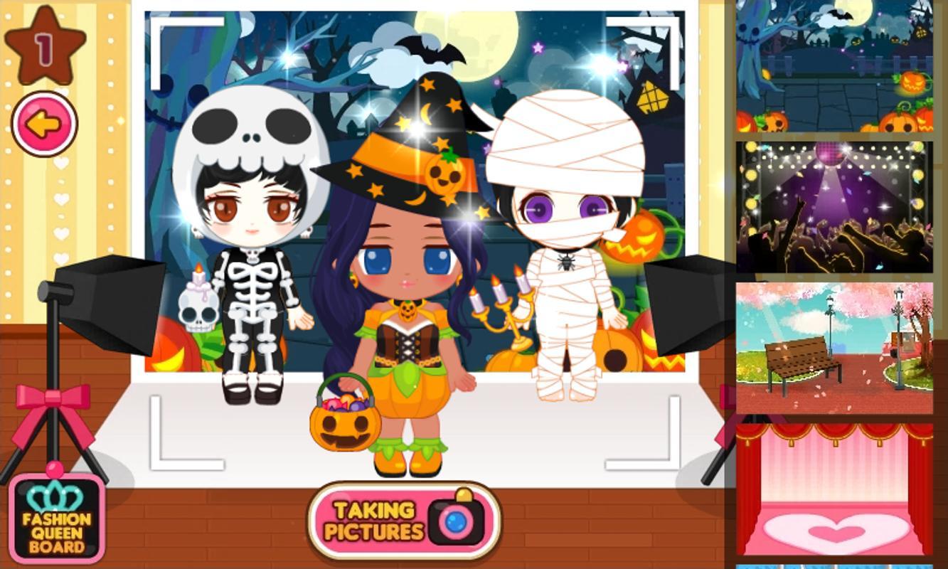 Fashion Judy Halloween Style Apk Baixar Gr Tis Casual