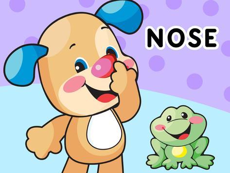Where's Puppy's Nose? - UK apk screenshot