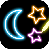 Neon Blink Draw icon
