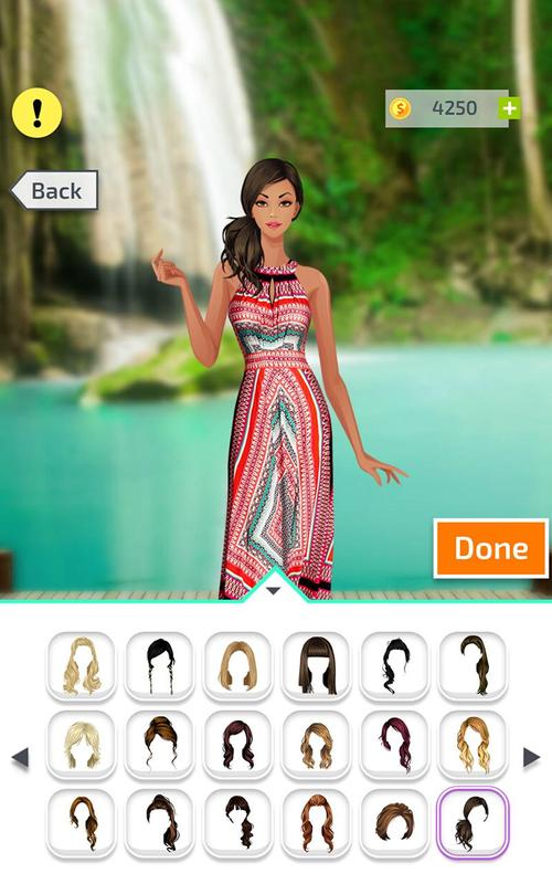 Indian fashion stylist apk download free role playing Fashion style games online