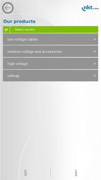 NKT Product Catalogue apk screenshot