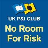 UK P&I Club - No Room For Risk icon