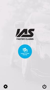 IAS Claims App poster