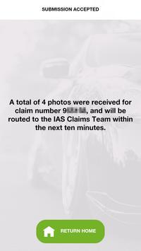 IAS Claims App apk screenshot