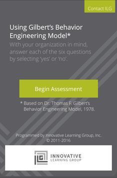 Using Gilbert's Model poster