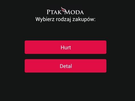PTAK MODA apk screenshot