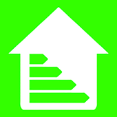 Energiesparsimulation icon
