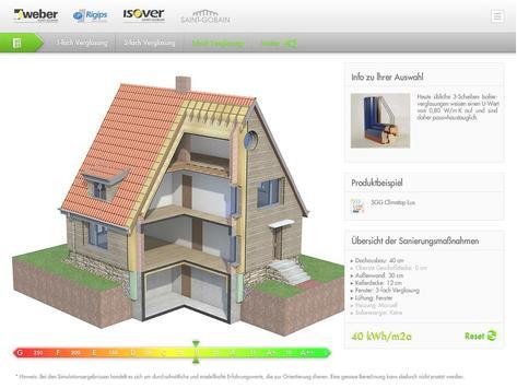 Energiesparsimulation apk screenshot