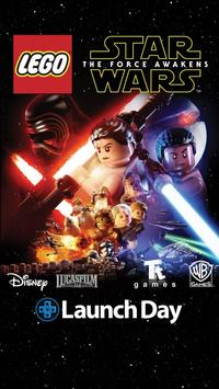 LaunchDay - LEGO Star Wars poster