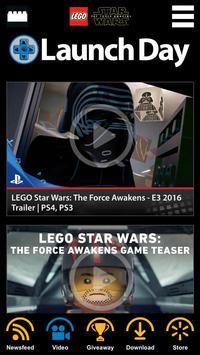 LaunchDay - LEGO Star Wars apk screenshot