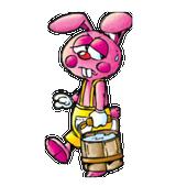 روضة البراءة - الأرنب جزرون icon