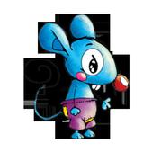 روضة البراءة - الفأر سمسم icon