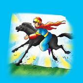 حكايات من الخيال - الحصان طائر icon