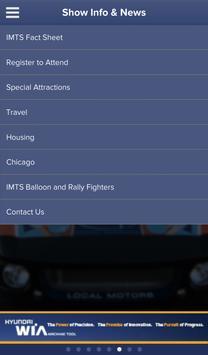 IMTS 2014 apk screenshot