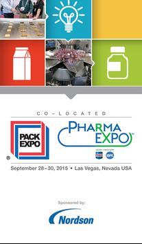 PACK EXPO Las Vegas/PharmaEXPO apk screenshot