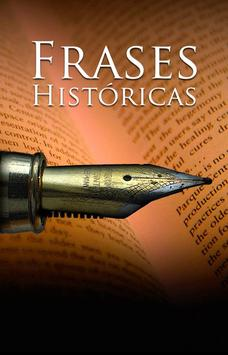 Frases Históricas poster