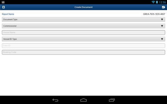 OCIMF OVID OVIQ Editor apk screenshot