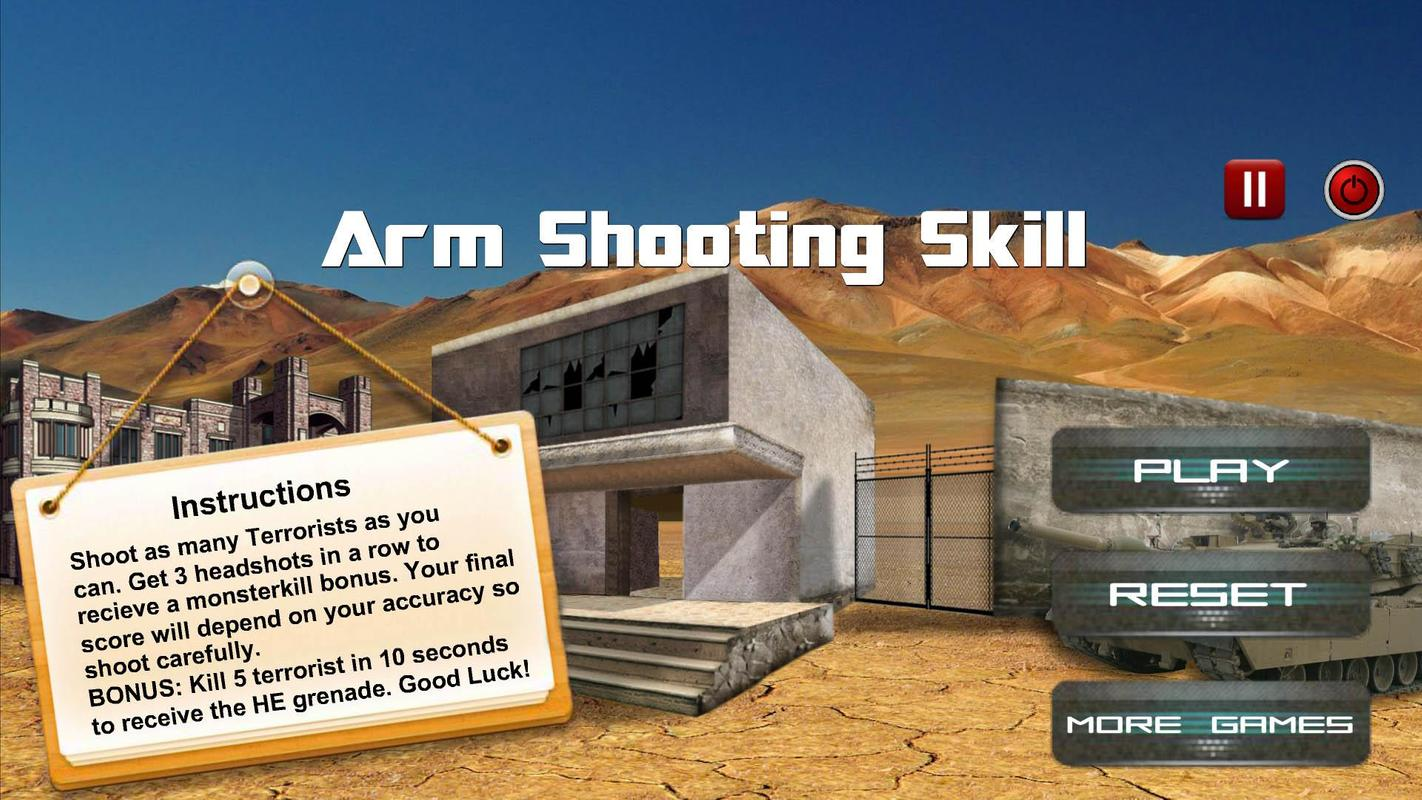 army shooting games download